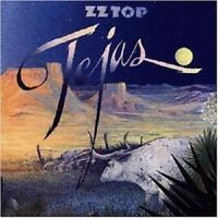 "ZZ TOP ""TEJAS"" CD 10 TRACKS NEW"