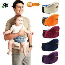 Porte bébé Ceinture Ventrale Soutien Portage Sacoche 3-18 mois Couleur au choix