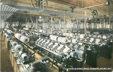 A View Of The Combers At The Holmes Mill, New Bedford, Massachusetts MA