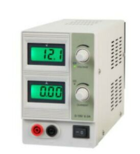 Bench Lab test adjustable variable PSU power supply 0-15v 0-2a student repair