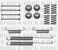 BBK6314 BORG & BECK FITTING KIT for BRAKE SHOES fits VW Amarok 09/10-