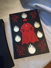 Folio Society The Spanish Inquisition with Slipcase