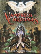 VAMPIRE'S CHRISTMAS, NM, Joseph Linsner, Dawn, CFD, Horror, Xmas