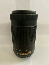 Nikon AF-P DX NIKKOR 70-300mm f/4.5-6.3G ED VR Lens 20062 - *Broken Ring
