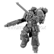 SIN12 ASSAULT INTERCESSOR INDOMITUS WARHAMMER 40000 BITZ (+BASE D32) A28àA33