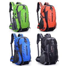 Waterproof Backpack 40L Outdoor Climbing Travel Camping Rucksack Bag Sports