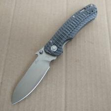 Enlan Messer EL-16 Taschenmesser Einhandmesser Outdoormesser Surviva G10 Griff