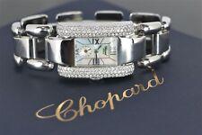 Lady Chopard La Strada Stainless Steel 2.80ct Diamond 35mm Watch 825451 41/8380