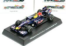 New listing Kyosho 1/64 Japan GP Formula 1 2009 Red Bull Racing RB5 No.15 Sebastian Vettel