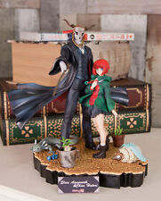 The Ancient Magus Bride PVC Statue Elias Ainsworth & Gennosuke chise Set Special