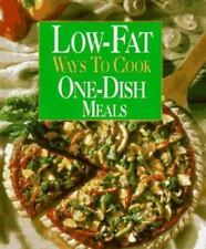 Low-Fat Ways to Cook One-Dish Meals