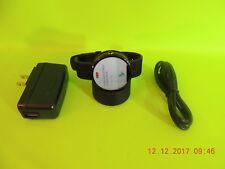 Motorola Moto 360 46mm Metal Case Black/Gold Leather Smart Watch