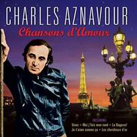 Charles Aznavour - Chansons d'Amour (CD 2005) New/Sealed