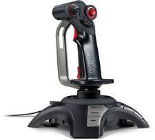 SPEEDLINK PHANTOM HAWK PC Flightstick Joystick Controller w/Vibration & Throttle