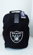 Oakland Raiders Football BACKPACK BAG 18 x 13 x 6  New NFL Primetime