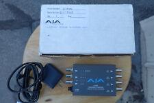 AJA D10AD SDI Converter (New, never used.)