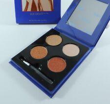 Sue Devitt Studio Nice Palette 2 Eyeshadows & 2 Lip Gloss Sparkle Nib