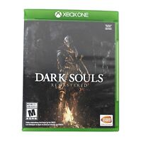 Dark Souls Remastered (Microsoft Xbox One) Video Game Excellent Disc