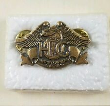 HOG Harley Davidson Owners Group Member Pin Eagle New Factory Sealed Motorcycle