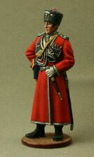 Painted Tin Toy Soldier Own Convoy Officer 54mm 1/32