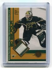 2001-02 McDonald's Pacific Jersey Patches Gold #5 Ed Belfour  17/20