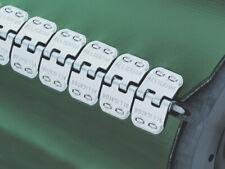 Flexco Alligator Quick Fix Fördergurt Verbindungsset RS62 QF24/600NC Klammern