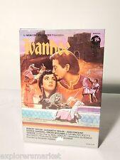 Ivanhoe on beta max Betamax Robert Elizabeth Taylor Joan Fontaine George Sanders