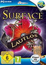 SURFACE * LAUTLOS * WIMMELBILD-SPIEL PC CD-ROM