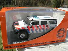 NOREV 1/43 HUMMER H2 SUV 4X4 Dutch POLICE!!!!!!