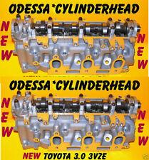 NEW PAIR 3.0 SOHC 3VZE  TOYOTA 4RUNNER T100 PICKUP CYLINDER HEADS