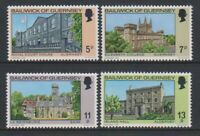 Guernsey - 1976, Christmas, Buildings set - MNH - SG 145/8