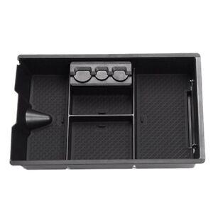 Center Console Storage Box Organizer Coin Tray for Dodge Ram 1500 2500 3500 D5Q6