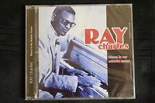 Ray Charles - Blues is my middle name  CD New and sealed  (B4)