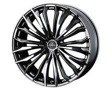 Weds kranze Felsen 358EVO 8.5J/9.5J-20 wheels rims for LEXUS IS from JAPAN