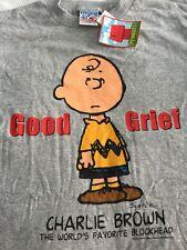 Charlie Brown New Shirt Size XL