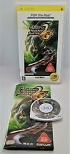Monster Hunter Portable 2nd G for PlayStation Portable PSP NTSC-J Japanese 08019