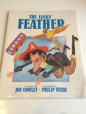 The Lucky Feather by Joy Cowley paperback ex-library school readers Story Chest