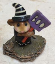 Wee Forest Folk - M-214 Little Boo-Boo- LIMITED EDITION - Fedex OVER NIGHT ship