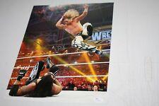 WWE HBK SHAWN MICHAELS DX SIGNED AUTOGRAPHED 11X14 PHOTO VS UNDERTAKER JSA CERT