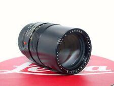"Leica ELMARIT-R 135mm f/2.8 MF 3 Cam Lens E55  #3107115 "" MINT"""