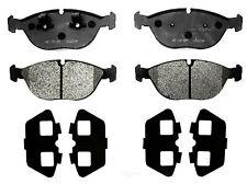 Disc Brake Pad Set-Semi Metallic Disc Brake Pad Front ACDelco Pro Brakes 17D682M