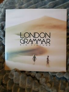 """London Grammar – Big Picture -Vinyl 7"""" - Limited Edition - Numbered"""