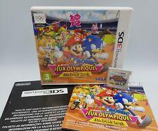 Mario et Sonic aux Jeux Olympiques de Londres 2012 3DS / 2DS - Version Française