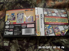 Toon-Doku (Nintendo DS, 2007) = COMPLETE w/ Case & Manual