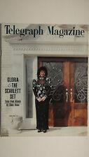 TELEGRAPH MAGAZINE 13/03/93 feat YURI BASHMET, HIGHGROVE, SCARLETT O'HARA CLUB