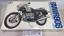 Tamiya 1/6 big scale BMW R90S motorcycle kit (R90 S) *ULTRA RARE/Wrapped* #16008