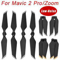 2x New 8743F Low-Noise Quick-Release Propellers Blades For DJI Mavic 2 Pro/Zoom