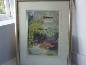 Troutbeck, Tools of the Trade - Original Watercolour by Helen Jackson