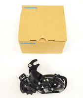 Shimano Tourney TY300 6/7-Speed Long Cage Rear Derailleur with Frame Hanger