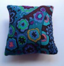 "Mini Pin Cushion 3"" - Kaffe Fassett Millefoire Fabric"